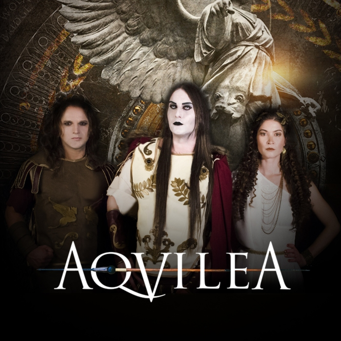 Aqvilea Cinematic Symphonic Metal Opera
